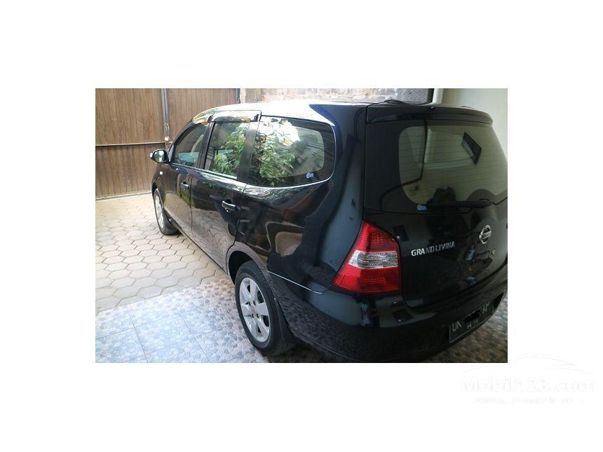 Nissan Grand Livina 2009 XV 1.5 di Bali Automatic MPV ...