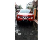 2012 Nissan Juke 1.5 RX Red Edition SUV