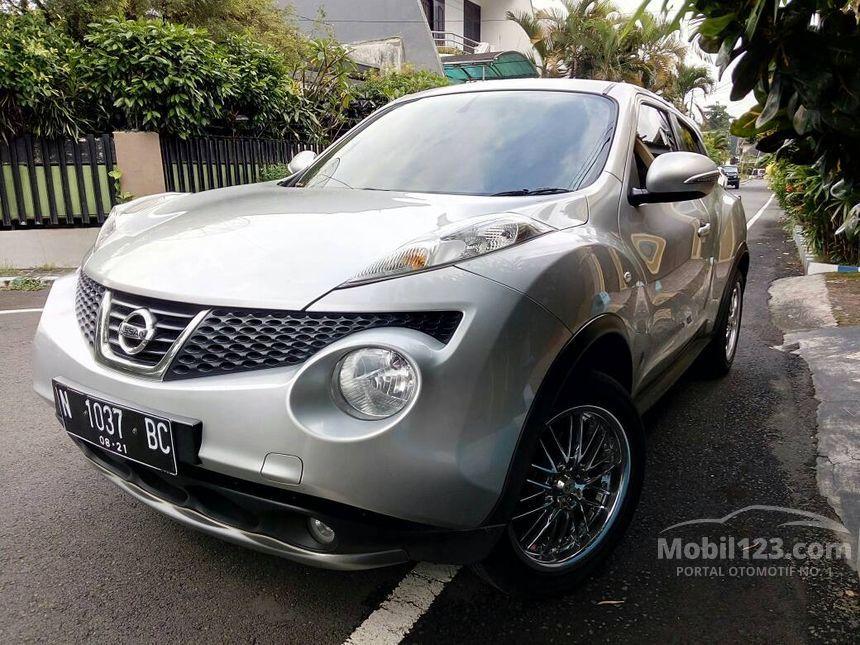 Jual Mobil Nissan Juke 2011 RX 1.5 di Jawa Timur Automatic ...