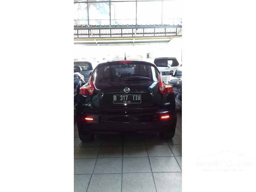 2011 Nissan Juke RX SUV