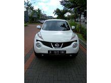 2011 Nissan Juke 1.5 RX White DINAR