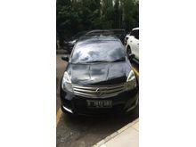 2013 Nissan Livina 1.5 XV matic hitam