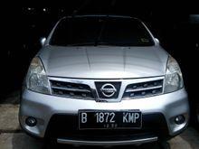 2008 Nissan Livina X-Gear 1,5 SUV