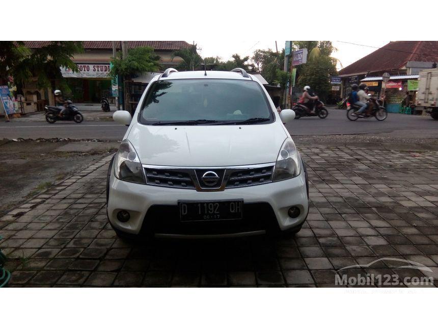 Jual Mobil Nissan Livina X-Gear 2012 X-Gear 1.5 di Bali ...