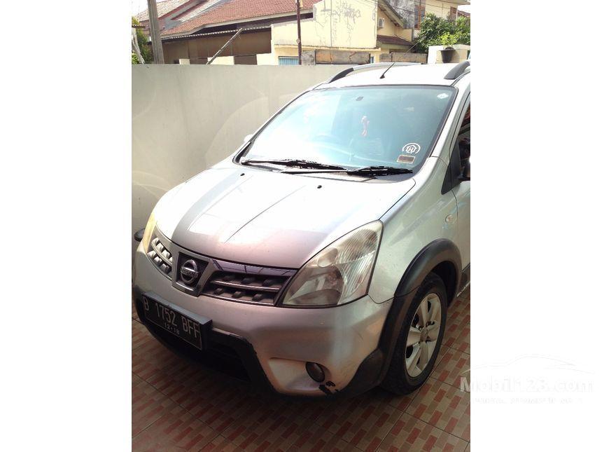 Jual Mobil Nissan Livina X-Gear 2009 X-Gear 1.5 di DKI ...
