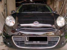 Nissan March 2013 AT Tangan 1 Pribadi