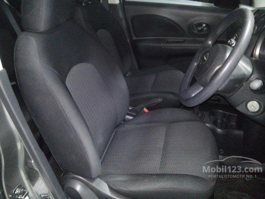 2011 Nissan March 1.2L Hatchback