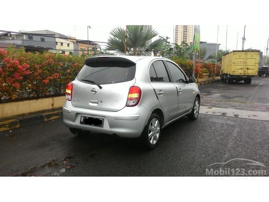 2012 Nissan March 1.2L Hatchback
