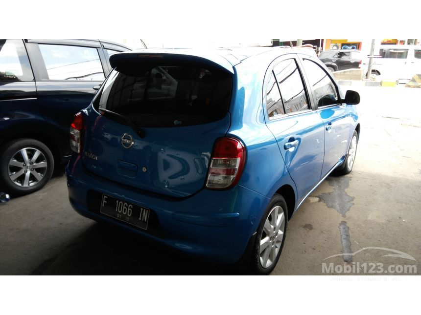 2012 Nissan March 1.2L Hatchback