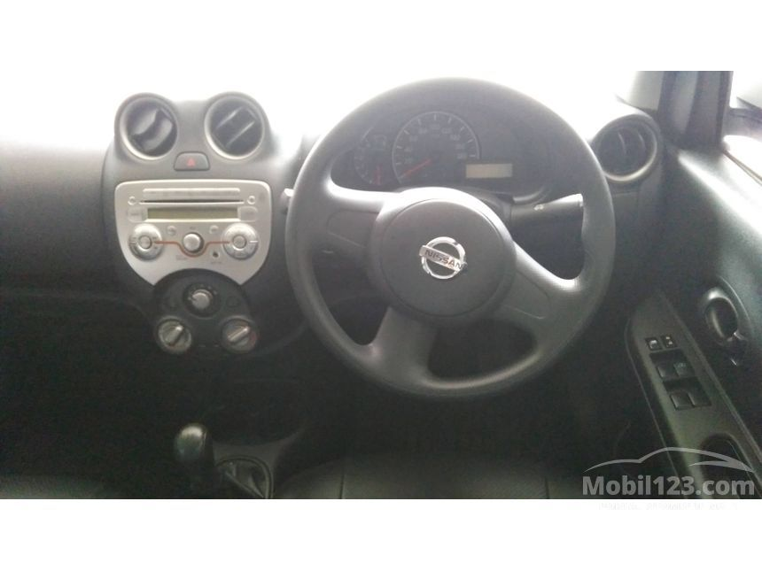 2013 Nissan March 1.2L Hatchback