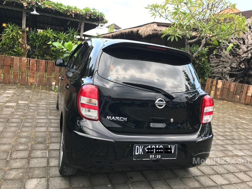 Nissan March 2012 1.2L 1.2 di Bali Automatic Hatchback ...