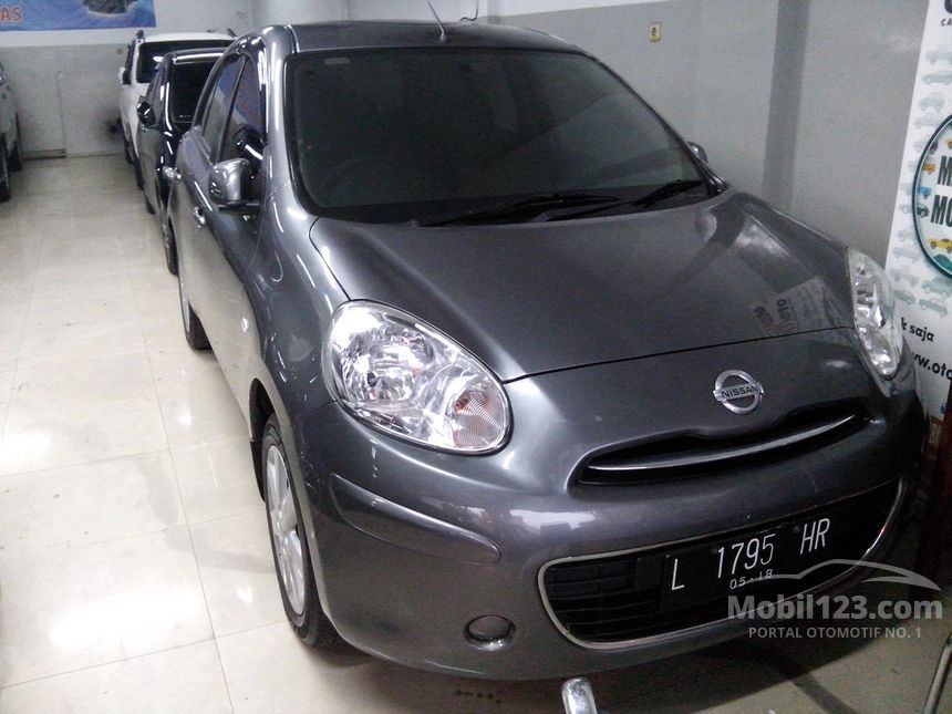 2013 Nissan March 1.2L Hatchback