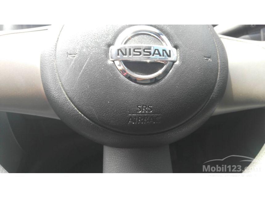 2016 Nissan March 1.2L Hatchback