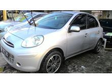 2011 Nissan March 1.2 xs manual