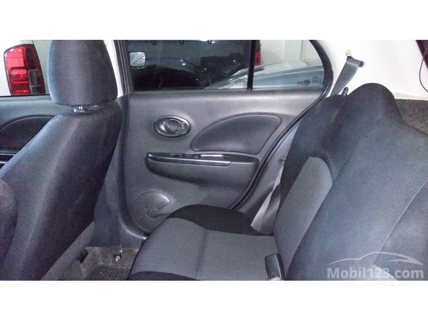 2011 Nissan March 1.2L Hatchback