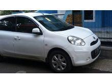 Nissan March 1.2 th 2011 pajak panjang siap keluar kota