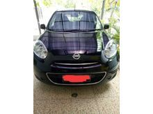 Nissan March 1.2L A/T Black Murah 105juta