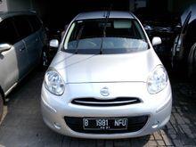 2011 Nissan March 1.2L