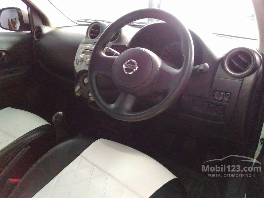Nissan March 2012 1.2L 1.2 di Jawa Timur Manual Hatchback ...