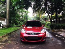 2014 Nissan March 1.2 1.2L Hatchback Milik Pribadi