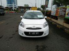 2011 Nissan March 1.2 1.2L Hatchback Antik, TDP 20 juta (nego)