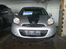 2011 Nissan March 1.2  Compact Car City Car