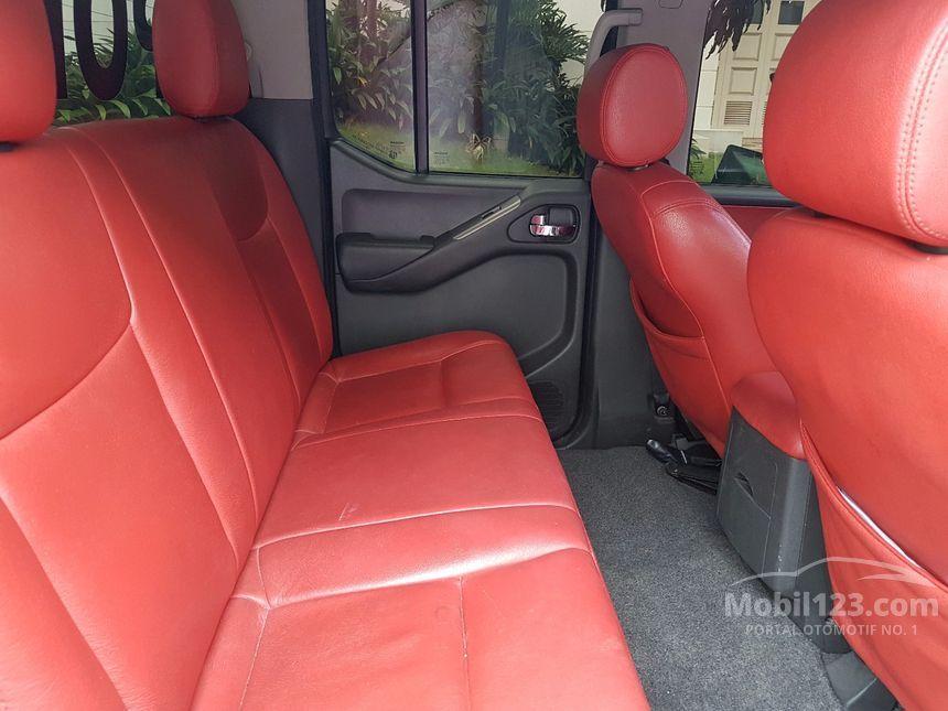 2013 Nissan Navara Double Cabin