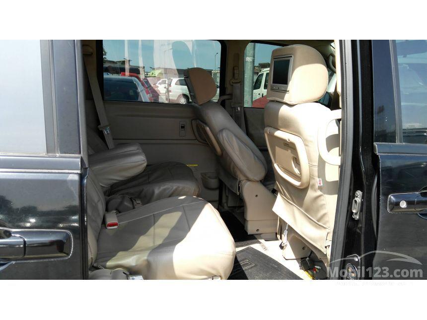 2012 Nissan Serena Comfort Touring MPV