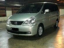 Nissan SERENA 2.0 AT.Highway Star MPV.th.2008.Service Record.type tertinggi(Cash.Credit.bisa Tt)
