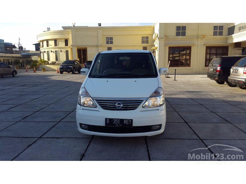 2011 Nissan Serena Highway Star MPV