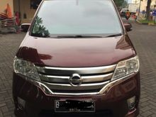 2013 Nissan Serena Automatic Pertamax 2.0 Highway Star