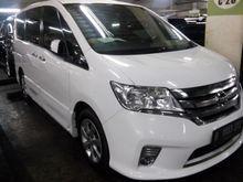 2013 Nissan Serena 2.0 Highway Star khusus nego