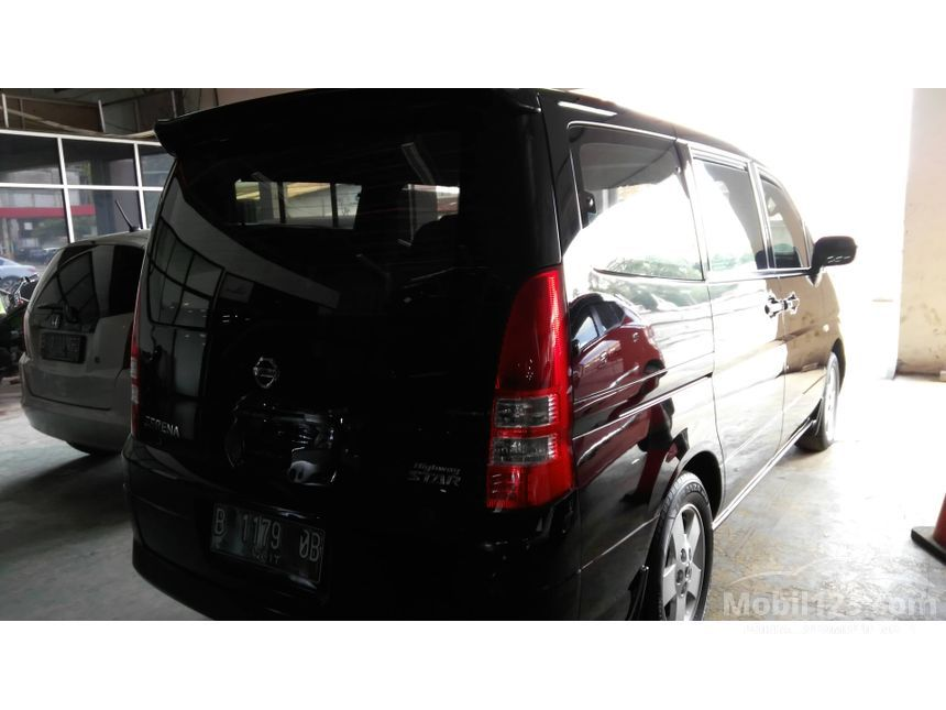 2007 Nissan Serena Highway Star MPV