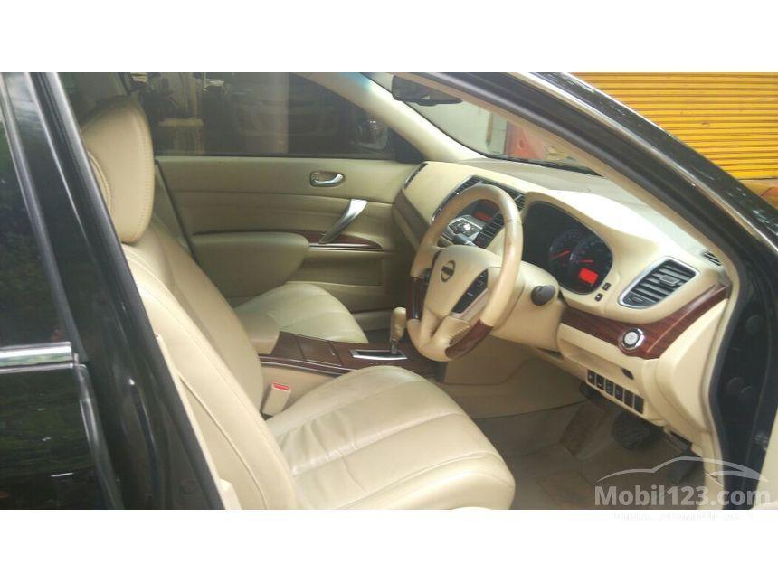 2011 Nissan Teana 250XV Sedan