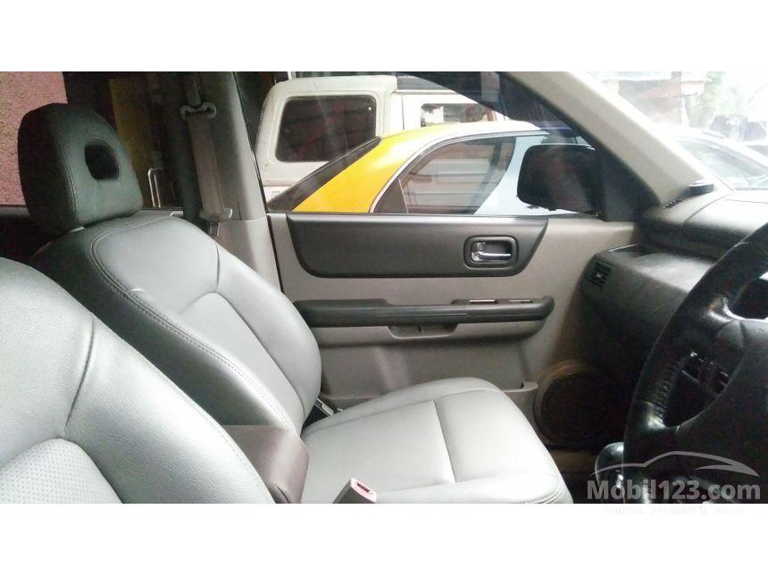 2004 Nissan X-Trail ST SUV