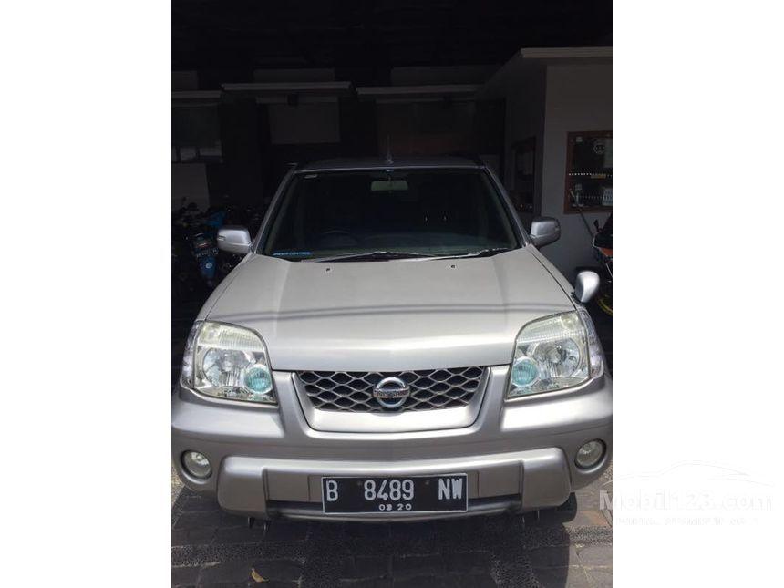 Nissan X Trail 2005 ST 25 Di DKI Jakarta Automatic SUV