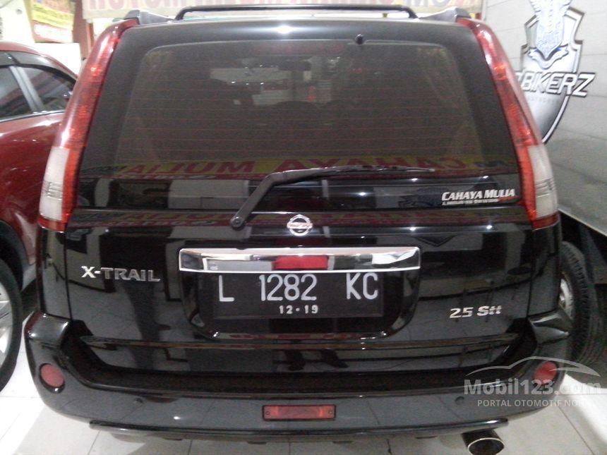 2006 Nissan X-Trail STT SUV
