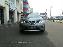 2014 Nissan X-trail 2.5  SUV Offroad 4WDnissan x trail 2.5 cvt 2014 stnk 2015