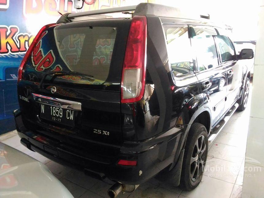Jual Mobil Nissan X-Trail 2004 XT 2.5 di Jawa Timur ...