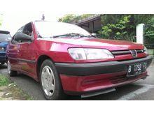 1997 Peugeot 306 1.8 LeMans Sedan AT