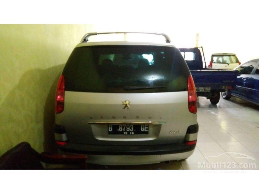 2004 Peugeot 807 Van Wagon