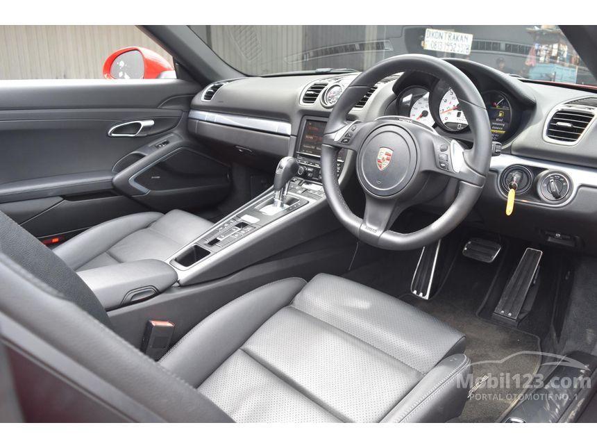 2013 Porsche Boxster Convertible
