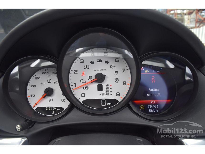 2013 Porsche Boxster Sedan