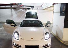 2014 Porsche Cayman 2.7 Coupe