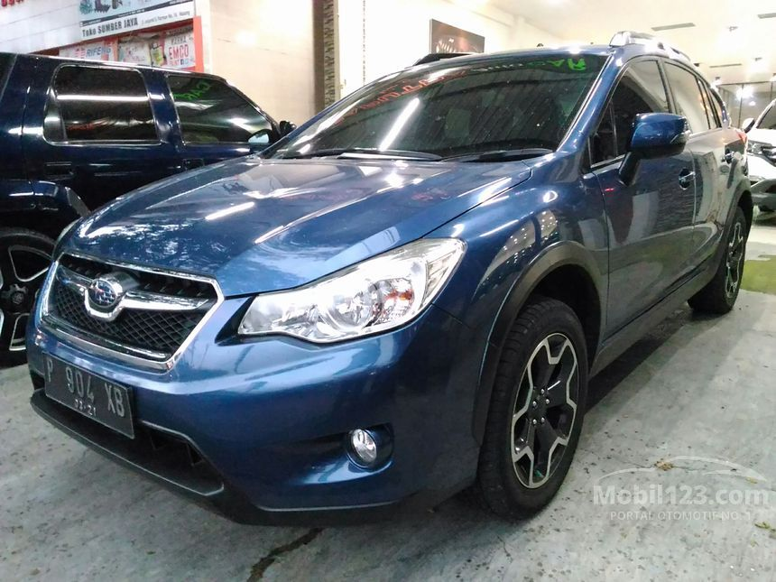 Subaru XV 2013 Sports 2.0 di Jawa Timur Automatic SUV Biru ...