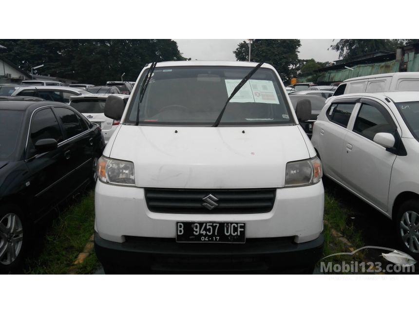 2012 Suzuki APV Blind Van High Van