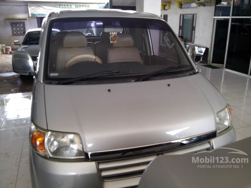 2007 Suzuki APV GL Arena Van