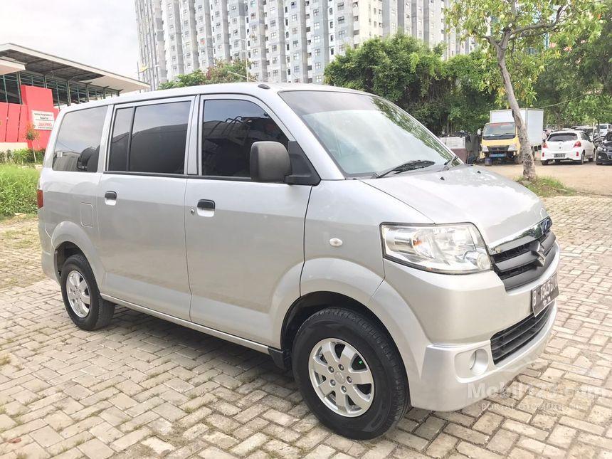 2013 Suzuki APV GL Arena Van