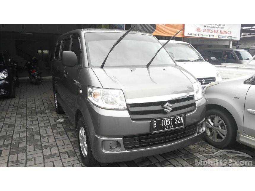 2012 Suzuki APV GL Arena Van