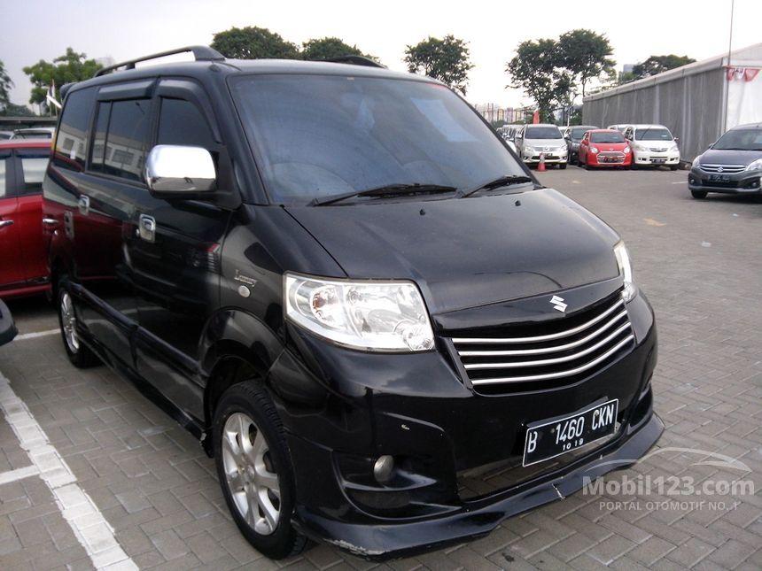 2014 Suzuki APV GX Arena Van
